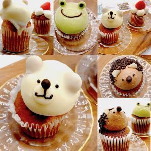 今なら「しろくまさん」カップケーキ入り♪フェアリーケーキフェア「ZOO BOX」