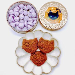 黒猫クッキーが超カワイイ♪ハロウィーン限定「プチカドーシャノワール」