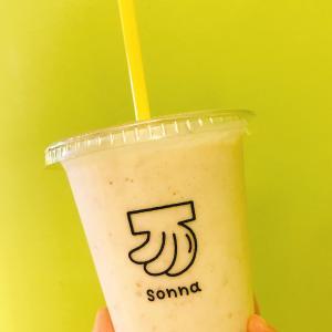 そんなバナナ?!と思うほどに体に染みこむ「sonna banana」のバナナジュース