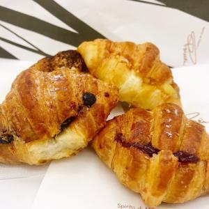 【スタバ】ロースタリー、プリンチのミニコルネッティ4種を食べ比べ!