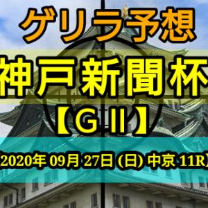 【2020 神戸新聞杯】ゲリラ予想