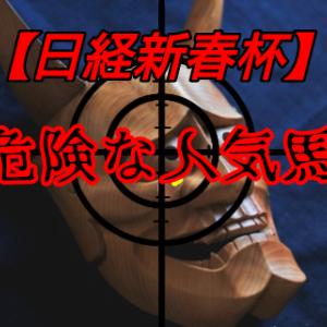 危険な人気馬【日経新春杯】