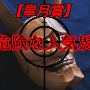 危険な人気馬【皐月賞】