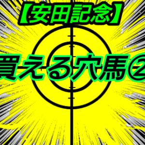 買える穴馬2【安田記念】