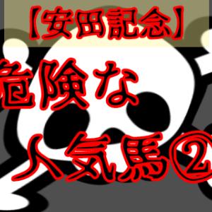 危険な人気馬【安田記念】