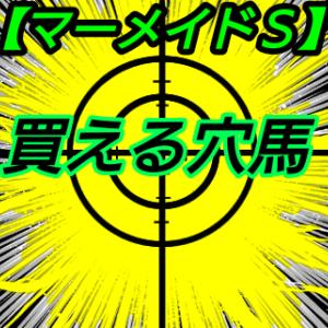 買える穴馬【マーメイドS】