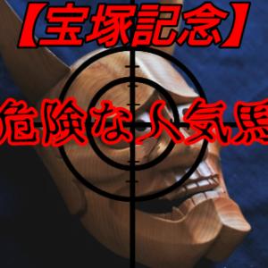 危険な人気馬【宝塚記念】