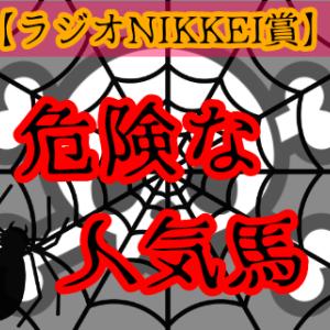 危険な人気馬【ラジオNIKKEI賞】