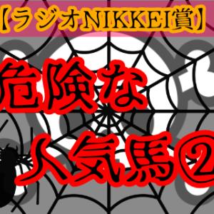 危険な人気馬2【ラジオNIKKEI賞】