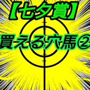 買える穴馬2【七夕賞】