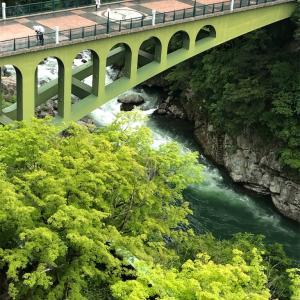 鬼怒川に行ってきました。