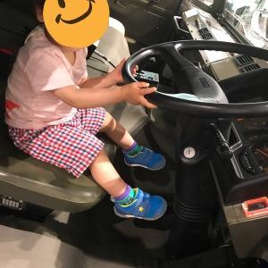 親子で楽しめる『いすゞプラザ』に行ってみた