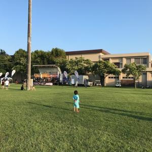 キャンプ座間日米親善盆踊り大会に親子で行ってみたよ!