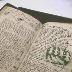 【世界の奇書】未だに解読不能の謎の本、ヴォイニッチ手稿とはどんな本?