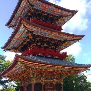 【成田】猛暑の成田山新勝寺をお散歩 頑張ったよ~