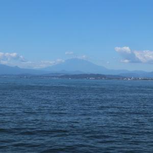 【関東家族旅行①】久しぶりの晴天に恵まれた10月週末、江ノ島へGO!