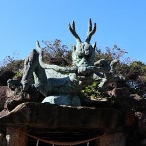 【関東家族旅行⑤】絶景を見ながら中津宮と奥津宮へ【江ノ島その5】