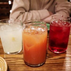 【関東家族旅行⑪】夕食はアクアシティお台場のメキシコ料理のお店「ゼストキャンティーお台場」【食事】