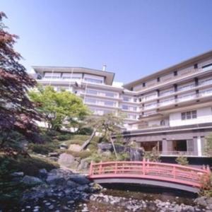 【群馬】伊香保温泉旅行記〔4〕宿泊はお得プランで『ホテル天坊』に決まり♪