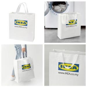 IKEAのマイバック ちょっと珍しい今だけ限定