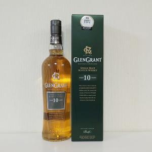 【ウイスキー】グレングラント10年