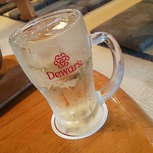 【飲食店飲み】デュワーズホワイトラベル