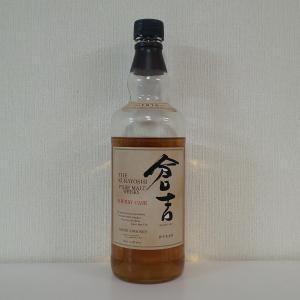 【ウイスキー】倉吉 シェリーカスク