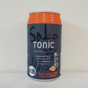 【リキュール】Sake Tonic
