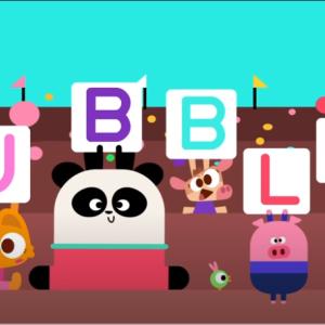 BUBBLES Chant  by Lingokids  lyrics 歌詞 (英語)