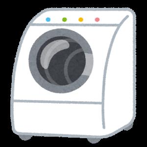 洗濯物の入れ過ぎは厳禁!ドラム式洗濯機が突然止まってしまった原因と対策について!!