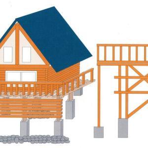 山小屋のイメージを膨らませて描いたイラストを見て振り返る!