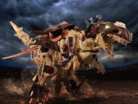 【ゾイドワイルド】恐竜博コラボ 「ギルラプターレアボーン」26日より全国ゾイドベースにて販売決定