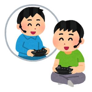 ボイスチャットしながらオンラインゲームしてる人いる?