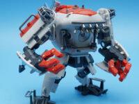 中国の新玩具メーカーMECHANIC TOYSより有人潜水艇「蛟竜」をモチーフにした変形可動玩具が予約開始