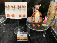 【くまのプーさん】ムービー・リボ「ティガー」可動フィギュア 試作公開