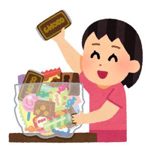 ゲームしながら食べる最強のお菓子って何?