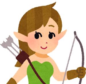 ロマサガ3で小剣と弓使うやつあんまりいない説