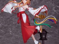 【ソードアート・オンライン】双翼社「アスナ 巫女Ver.」フィギュア 近日予約開始、商品画像公開