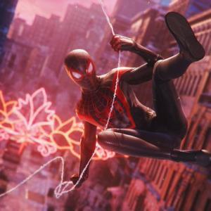 PS5用ソフトウェアのパッケージデザインが公開!『スパイダーマン マイルズ モラレス』のパッケージビジュアルがお披露目