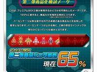 【ガシャポン】「超可動 1/12 メダロット」第二弾メーター 65%まで公開