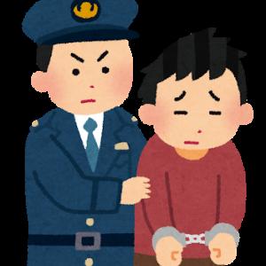 【速報】自転車初のあおり運転容疑で「ひょっこり男」逮捕へ!!!!!