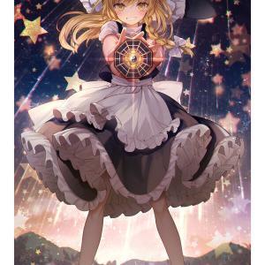 【東方】魔理沙の才能に目を付けてる幻想郷有力者も居るし潜在能力は高いと思う