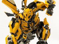 【トランスフォーマー】threezero「DLX バンブルビー」アクションフィギュア 商品情報公開、近日予約開始