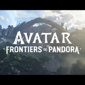 映画「アバター」のゲーム『AVATAR Frontiers of Pandra』2022年に発売決定!