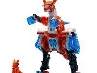 BEASTBOX新作「RICOCHET [リコシェ]」変形玩具 予約開始、ボックスからカンガルーに変形