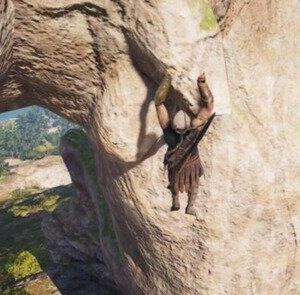 オープンワールドゲームの主人公さん、崖登る能力凄すぎ問題ww