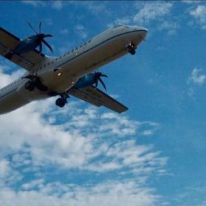 迫力満点の飛行機撮影@コンダオ島