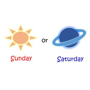 法定休日は日曜日?就業規則で曜日を特定していない場合の法定休日の取扱い
