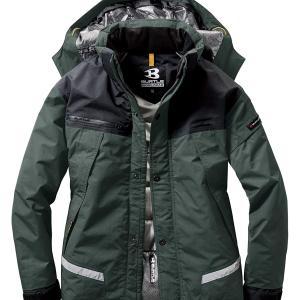 【釣り・バイク・私服に】 バートル 防水防寒ジャケットがワークマン並みにコスパ!!Amazon BURTLE
