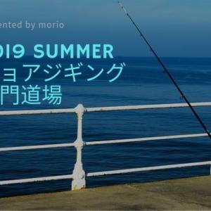 【2019年夏版】ショアジギング入門道場。一匹を釣り上げる為の必須知識